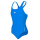 speedo Essential Endurance+ Medalist Swimsuit Women blue